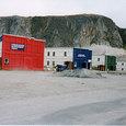 Kangerlussuaqの町