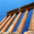 12 バールベック ジュピター神殿